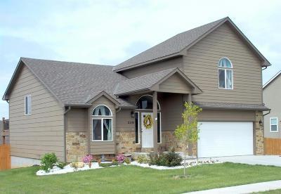 Junction City Single Family Home For Sale: 2119 Quail Run