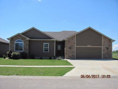 Abilene Single Family Home For Sale: 1805 Northwest 9th Street