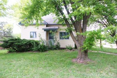 Herington Single Family Home For Sale: 702 North D Street