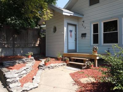 Abilene Single Family Home For Sale: 212 Northeast 9th Street