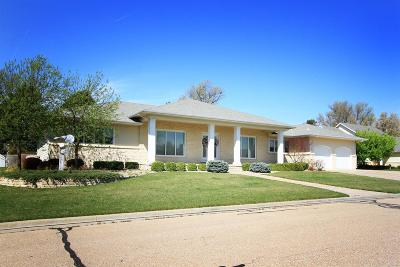 Abilene Single Family Home For Sale: 1600 Park Place Court
