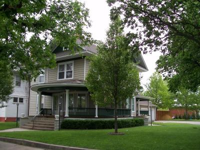 Single Family Home For Sale: 2823 Broadway Avenue