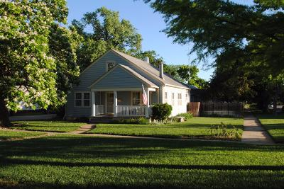 Great Bend KS Single Family Home For Sale: $120,000