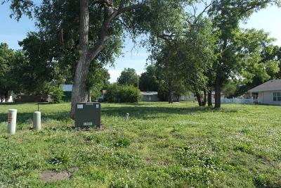Junction City Residential Lots & Land For Sale: 730 West 14th Street