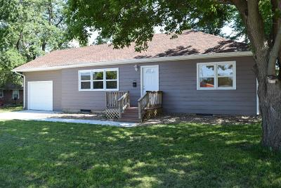 Abilene Single Family Home For Sale: 101 Northwest 16th Street
