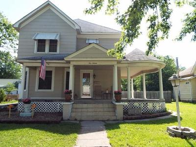 Herington Single Family Home For Sale: 516 North D Street