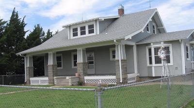 Great Bend KS Single Family Home Sale Pending: $149,000