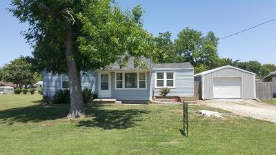 Abilene Single Family Home For Sale: 1114 Northwest 2nd Street