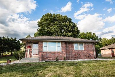 Junction City Single Family Home For Sale: 4369 Davis Creek Road