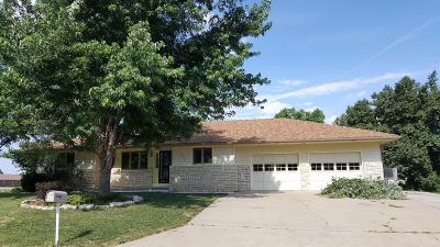 Junction City Single Family Home For Sale: 1308 Bluestem Circle