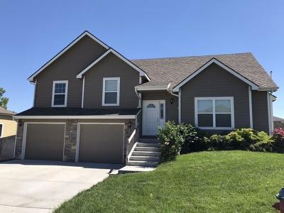 Junction City Single Family Home For Sale: 1531 Mistletoe Circle