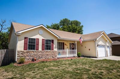 Junction City Single Family Home For Sale: 1419 Overbrooke Drive