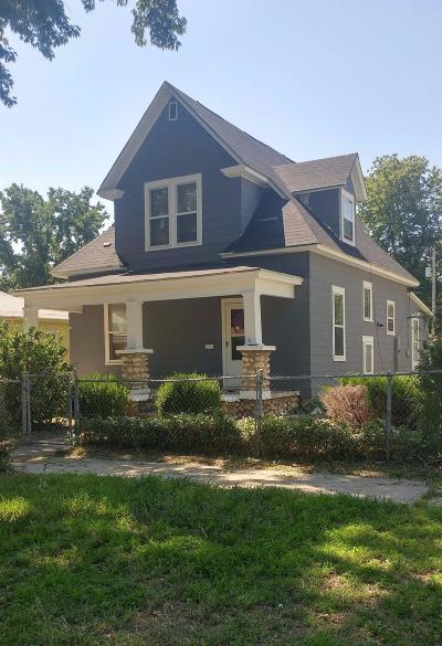 Junction City Single Family Home For Sale: 509 West 8th Street