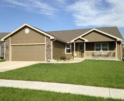Junction City Single Family Home For Sale: 1935 Katie Rose Trail