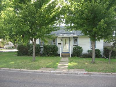 Abilene Single Family Home For Sale: 1607 Kuney