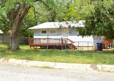 Junction City Single Family Home For Sale: 143 Belmont Street