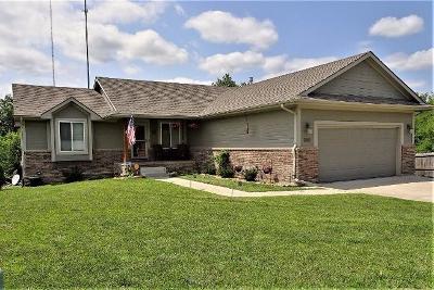 Junction City Single Family Home For Sale: 912 Sandusky Drive