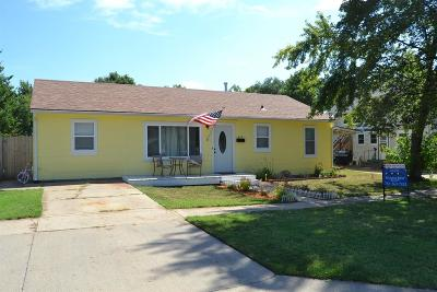 Abilene Single Family Home For Sale: 312 Northeast 10th