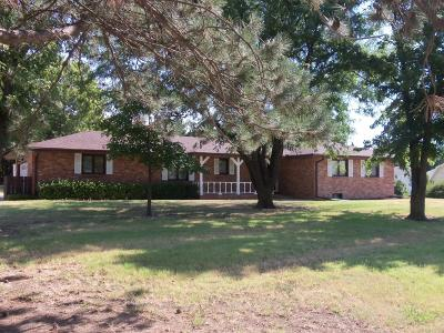 Great Bend KS Single Family Home For Sale: $174,900