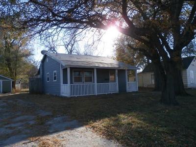 Abilene Single Family Home For Sale: 505 Southwest 3rd