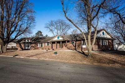 Junction City Single Family Home For Sale: 815 South Adams Street