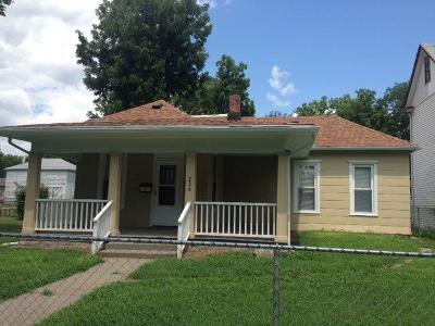 Junction City Single Family Home For Sale: 226 West 2nd