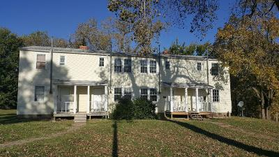 Junction City Multi Family Home For Sale: 738 West 1st #744