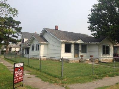 Junction City Single Family Home For Sale: 904 North Madison