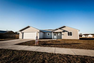 Junction City Single Family Home For Sale: 1714 14th Street Place