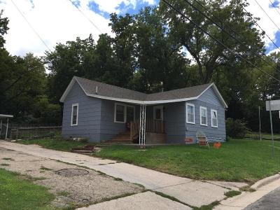 Junction City Single Family Home For Sale: 1235 West 8th