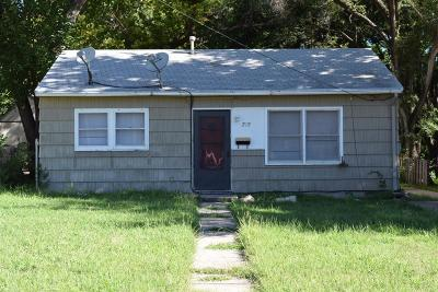 Junction City Single Family Home For Sale: 212 East 17th Street