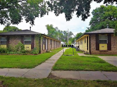 Junction City Single Family Home For Sale: 502 W. 11th St #506