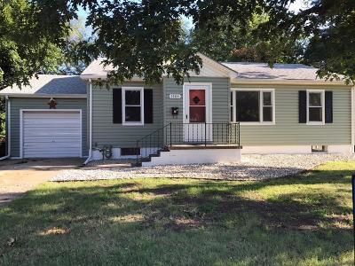Abilene Single Family Home For Sale: 1504 West 1st