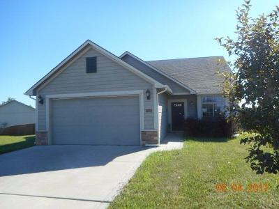 Junction City Single Family Home For Sale: 2513 Deer Trail