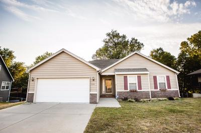 Junction City Single Family Home For Sale: 1328 Elm Creek Drive
