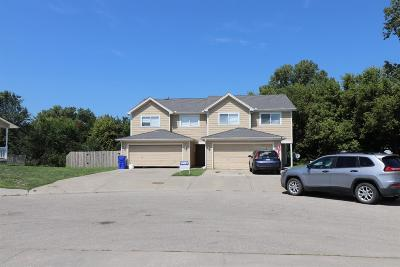 Junction City Single Family Home For Sale: 2614 Deerfield Boulevard #2616