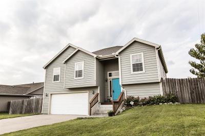 Junction City Single Family Home For Sale: 2710 Oakwood Drive