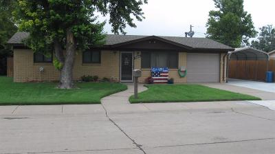 Great Bend KS Single Family Home For Sale: $112,000