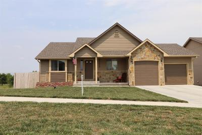 Junction City Single Family Home For Sale: 2530 Sutter Woods Court