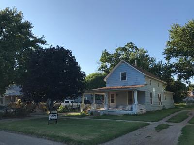 Abilene Single Family Home For Sale: 319 Northeast 5th Street