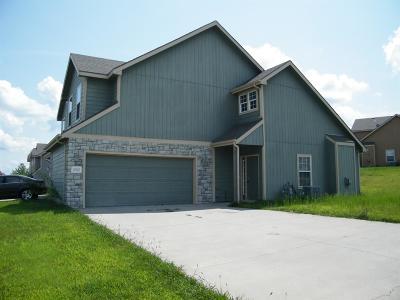 Junction City Single Family Home For Sale: 2022 Quail Run