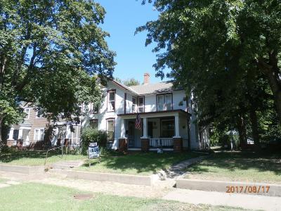 Abilene Single Family Home For Sale: 512 Northwest 3rd