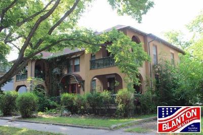Manhattan Multi Family Home For Sale: 417 Fremont Street