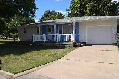 Abilene Single Family Home For Sale: 1606 Park Ave. West