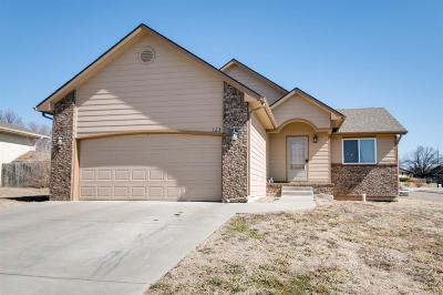 Junction City Single Family Home For Sale: 723 Wheatland
