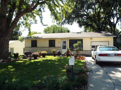 Junction City Single Family Home For Sale: 721 West Spruce