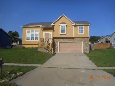 Junction City Single Family Home For Sale: 1410 Overbrooke Drive