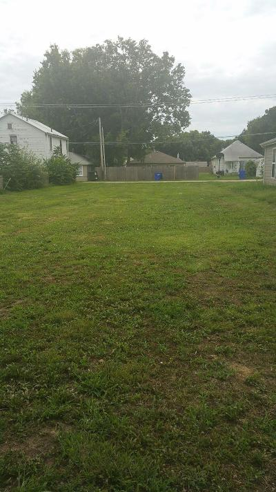 Junction City Residential Lots & Land For Sale: 223 West 11th St