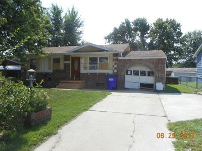 Junction City Single Family Home For Sale: 1413 West 14th