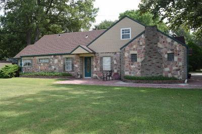 Abilene Single Family Home For Sale: 2170 Fawn Road